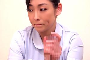 児玉るみ 「絶対内緒にしてね…?」熟女ナースが入院患者のデカチンを性処理!