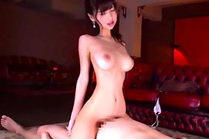 桜空もも 卑猥な接吻と腰使いの巨乳美女と濃厚セックス!