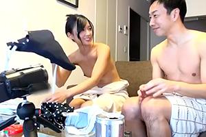 竹田ゆめ 心配なくらい純朴なAV女優が緊張のデリヘル体験