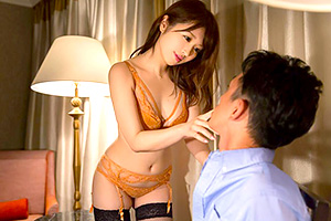 【KIRAY 桜結奈】セクシーな下着で男性とセックスに挑む上品な美女