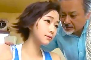 涼川絢音「こんなJKとヤリたかったんじゃ…」嫁に飽きた中年オヤジが美少女とセックス
