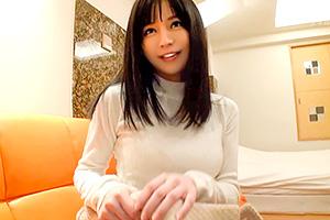琴水せいら 実はドM!?関西の居酒屋で働く黒髪サラサラ美少女とハメ撮り