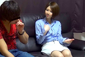 【人妻ナンパ】サバサバ系姉御肌のショートカット若妻を連れ込んで口説き落とす!