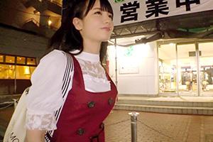 【募集ちゃん】広瀬すず激似のオマンコビショ濡れ美人女子大生(19)とのSEX動画
