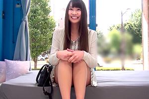 【マジックミラー号】高学歴女子大生に中イキ体験させてみたw