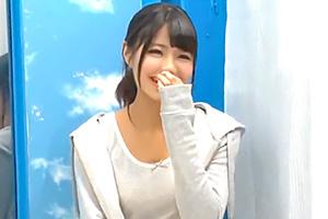 【マジックミラー号 杏璃さや】笑顔が最高な女子大生の女子寮に潜入www