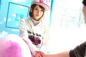 【マジックミラー号】彼氏が欲しい女子大生がゲレンデお見合いでSEX相性チェック!