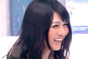 【マジックミラー号】眩しい笑顔が快楽に歪む!美少女専門学生に性感エステ!