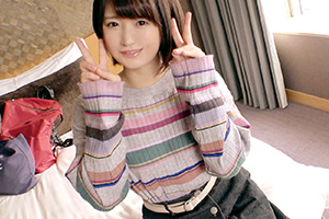 【募集ちゃん】お金ピンチの激カワパイパン童顔女子大生(21)とのSEX動画