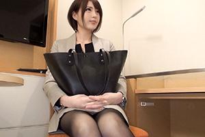 【有楽町ナンパ】超ガードが固い外資系美人OL(29)をお金のチカラで落としたSEX動画