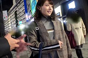 【池袋ナンパ】ツルツルパイパンまんこの清楚系美女(21)とのSEX動画