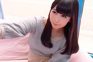 【マジックミラー号】3日間前までJKだったGカップ巨乳の秋田美人