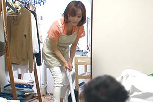 【熟女】1時間3500円のおばさんレンタル頼んだら58歳の人が来た…