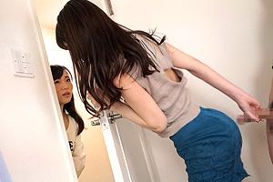 桜空もも こっそり妹の彼氏を寝取っちゃう巨乳お姉ちゃん!