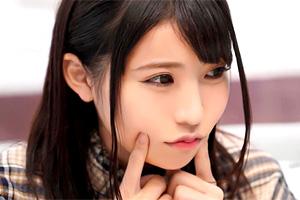 【マジックミラー号】おじさん誰!?ロリかわ女子大生のインタビュー中に即ハメ!