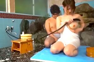 【素人】姉弟風呂モニタリング。姉ちゃん、そんなエロいカラダしてんのか…。