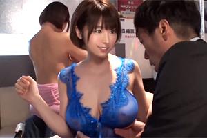 松本菜奈実 Jカップ神乳と本番サービスでNO.1に君臨するおっパブ嬢
