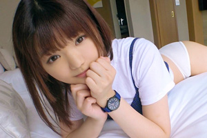 【募集ちゃん】ワンちゃんプレイ願望がある美少女に首輪を装着して激ピストンSEX