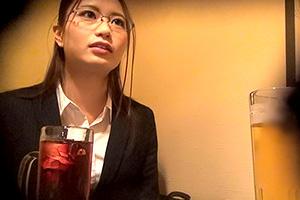 【ナンパ】昼は法律事務所、夜は変態ドMの弁護士卵がAV出演!
