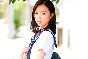小坂芽衣 柔肌透明感の美少女がAVデビュー!真っ直ぐな瞳に見つめられながらフェラされたい!