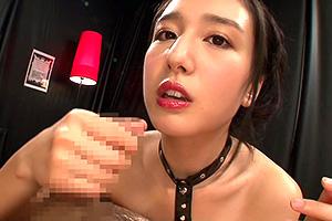 【手コキ】古川いおり M性感クラブで男の潮吹き体験