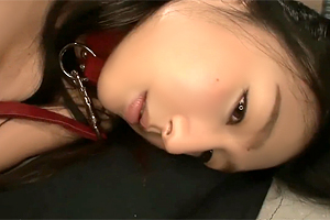 古川いおり 自ら首輪で繋がれることを望んだ美女の中出し乱交SEX!
