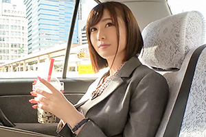 【ナンパTV】新宿で営業中のOLを強引にナンパした結果…