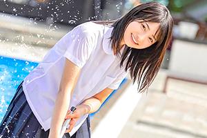 中城葵 経験回数1回の田舎で育ったとびっきりウブ美少女がAVデビュー!