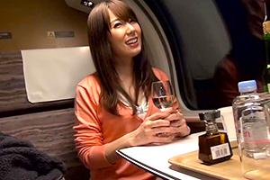 波多野結衣 最高だよな…。寝台列車で人妻と不倫旅行