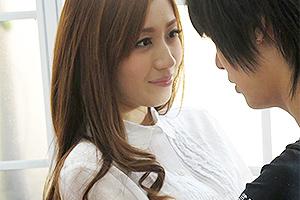 前田かおり 元カレと再会してしまった美人妻!濃厚セックスでNTRザーメンを大量中出しw
