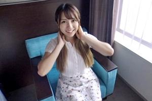 有花もえ 巨乳美少女がホテルでハメ撮り!笑顔がかわいい女の子w