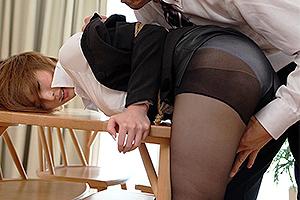 君島みお 緊縛拘束されて襲われてしまう女捜査官!黒パンストと下着を剥ぎ取られ無理矢理レイプ!