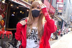 【ナンパTV】ド派手な私服とは裏腹に優しいギャルキャバ嬢の中出しSEX!