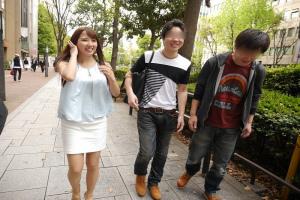 友田彩也香 素人男性を逆ナンパしてヌキまくり!一日何人イカせられるか検証してみた!