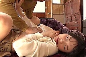 【ヘンリー塚本】なつめ愛莉 お願い、ヤメて!血の繋がらない娘を義理の父親が犯す!!