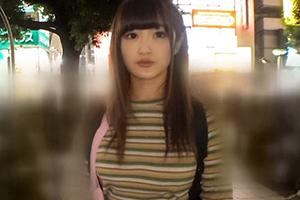 【ナンパTV】反則級なロリ顔スレンダー巨乳ボディのHカップJDとのSEX!