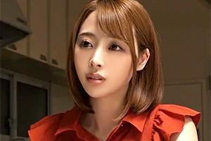 本田岬 優しい夫じゃ物足りない美人妻が間男に淫らなフェラを仕込まれて…
