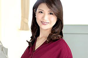 【初撮り人妻ドキュメント】神尾千明 女優みたいなルックスの美人妻が夫を裏切る!