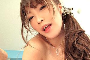 【DIGITAL CHANNEL】桜ここみ モデル系美女がテントでフェラ&パイズリ責め!