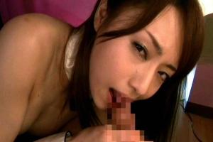 吉沢明歩 バニーガール姿の美女が風俗店でご奉仕フェラ抜き!ホテルではバイブオナニーで手コキ!