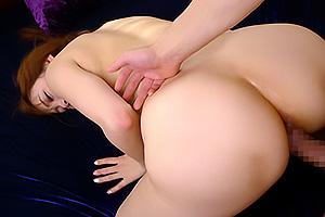小川あさ美 濃厚ディープキスと舌技でチンポをギンギンに!パーフェクトボディの美女と本気セックス!