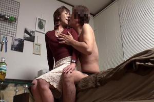 五十路熟女をナンパしてセックスを隠し撮り!若い男のデカマラ巨根で乱れる巨乳の人妻