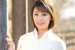 【初撮り人妻ドキュメント】藤崎美冬 日常に刺激が欲しい45歳の美人妻が浮気SEX!