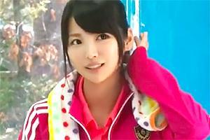 【マジックミラー号】スポーツ系サークルの激カワ女子大生が先輩とドキドキ乱交SEX!
