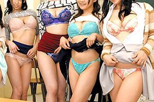 【男はボク一人】夜間定時制校でクラスメイトの美人妻たちが誘惑してきた!