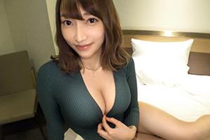 【シロウトTV】SS級美体の超美人銀行員が卑猥な本性を発揮するハメ撮りSEX!