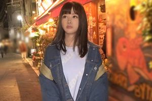 【ナンパTV】上京したてで寂しがり屋の19歳ロリ顔美少女をパコる!