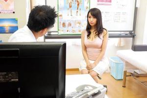 真木今日子 不感症の巨乳人妻に強制素股治療!感じ過ぎてそのまま挿入!