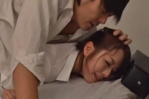 麻倉憂 美人スレンダー女教師が強制フェラさせられパンスト破かれ挿入SEXさせる