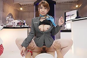 大浦真奈美 早川瑞希 容姿端麗なデパートガールを時間停止!極上ボディを堪能して中出しレイプ!